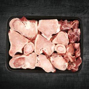 [농협안심한우] 추석 선물세트 사골/우족/꼬리