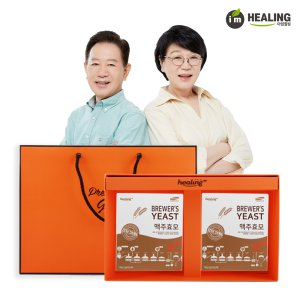 힐링 맥주효모 리투아니아산 50스틱 선물세트