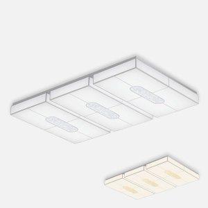 LED 거실등 로스터 150W