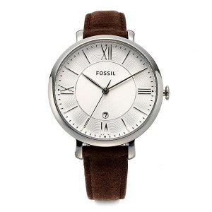 FOSSIL 파슬 ES3708 Jacqueline 여성가죽 36mm