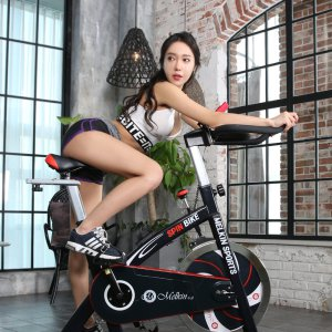 멜킨 실내자전거 스핀바이크 스탠다드형 15kg 유산소