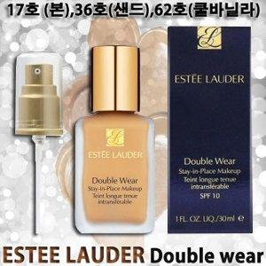 에스티로더 더블웨어 파운데이션 30ml/본/쿨바닐라