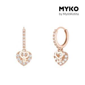 [미코주얼리] 14k 핀 시프에 귀걸이 MK3EC30