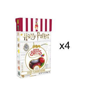 The original Harry Potter Jelly Belly jelly beans / 34g x 4 Pack