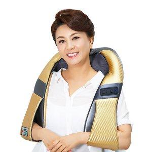 휴플러스 휴메이트 무선 목 어깨 안마기 YTT-5400