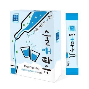 술애타유 술에 타먹는 유산균 1.5g 10포 술에타유