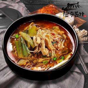 순수본가 전통 닭개장 630gX4봉