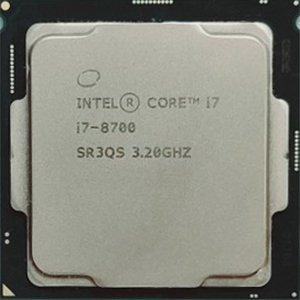 CM 인텔 코어 i7-8세대 8700 중고 커피레이크/벌크