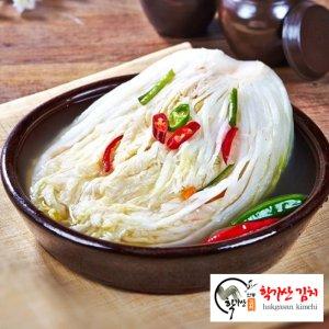 안동학가산김치 국내산 고랭지 백김치 10kg