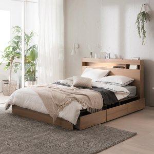 필로시 멀티수납 퀸 침대(엔슬립 E7 Q)