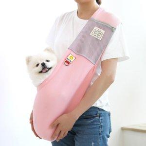 패리스독 투게더 슬링백 / 강아지펀들 (색상선택)