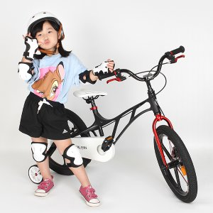 M모터스 어반 아동 어린이 자전거 보호대 킥보드