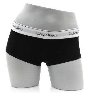 (하프클럽)[Calvin Klein] CK 여성 사각팬티 F3788 BLACK_P065652069