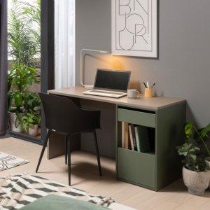 프레일 1500 하부수납형 책상(8색택1)