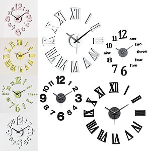 DIY 벽시계/인테리어 시계/집들이선물/DIY무소음시계