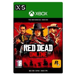 레드 데드 온라인 Red Dead Online Xbox Digital Code