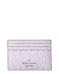 케이트스페이드 뉴욕 스몰 슬림 가죽 카드홀더 Kate Spade New York Small Slim Embossed Leather