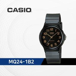 카시오 CASIO MQ-24-1B2 무소음손목시계 수능시계