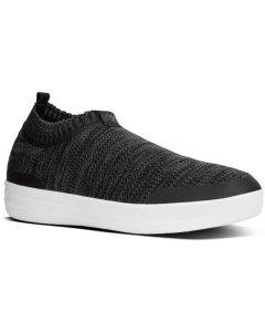 핏플랍 우버니트 스니커즈 -블랙 Fitflop Uberknit Sneaker