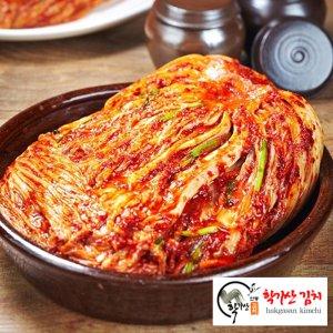 안동학가산김치 국내산 고랭지 포기김치 7kg
