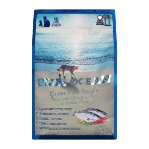 [유통기한 2020-11-07] 블루오션 캣 화이트피쉬&살몬 2.27kg