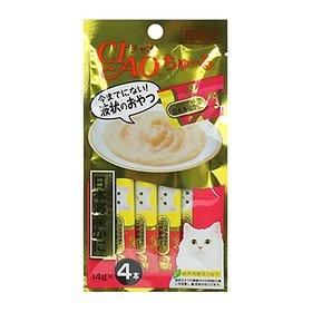 이나바 챠오 츄르 닭가슴살&게 (4SC-76) 14gX4개입
