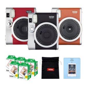 [10% 카드할인] 인스탁스 미니90+필름100장+2종선물+이벤트