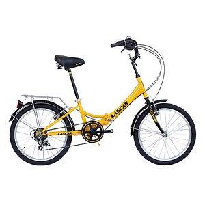 자이덴 라스카FX20 20inch 7단 접이식 자전거