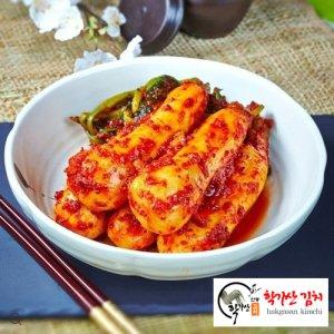 안동학가산김치 국내산 고랭지 총각김치 4kg
