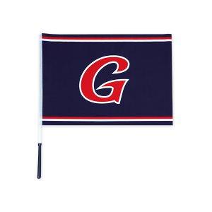 로고 깃발 (네이비)