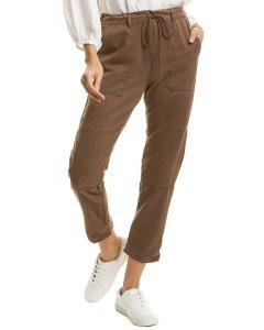 Bella Dahl Seamed Patch Pocket Pant