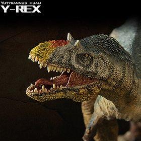 REBOR 리보 유티라누스(Y-렉스) 공룡 피규어/컬렉터
