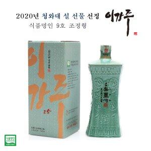 이강주 12호 (700mlx1), 조선3대명주,전통주,식품명인