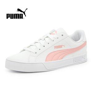 푸마 스매쉬 벌크 화이트 핑크 (359622-15)