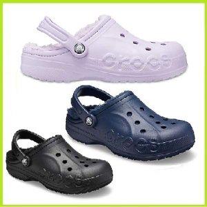 [현대백화점 목동점] [크록스]crocs 공용 바야 라인드 205969 4종 택1 털신 털실내화 지비츠