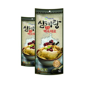 출시기념초특가 국내산 프리미엄 삼계탕재료 백숙재료