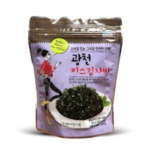(한정수량10+1) 광천 미스김자반 50g 1봉(당일출고)