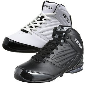 AND1 basketball shoes for men Master 2 Mid Basketball Shoe