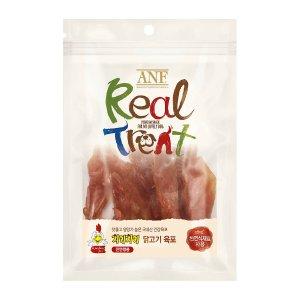 [유통기한 2021-01-04] ANF 리얼트릿 치키치키 닭고기 육포 100g