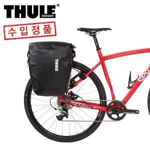신형 툴레 쉴드패니어 17L 자전거 여행가방 (1개)
