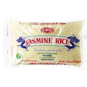 Rice Dynasty Jasmine Rice 5 Lb