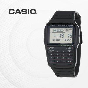 카시오 CASIO DBC-32-1A 데이터뱅크 계산기시계 DBC32