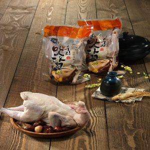 [농할쿠폰20%] 궁궐우리맛닭 14호 1350g 삼계탕백숙 무항생제 토종닭