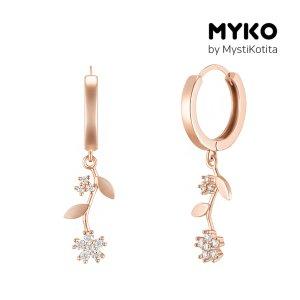 [미코주얼리] 14k 핀 피에스튤 귀걸이 MK3EC24