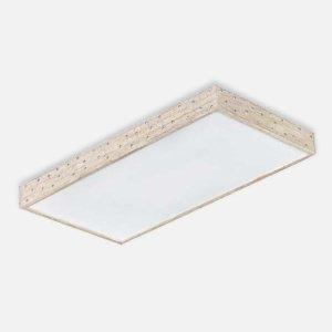 LED 거실등 플레토 60W 직사각