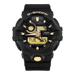 G-SHOCK 지샥 GA-710B-1A9 빅페이스 남녀 우레탄 시계