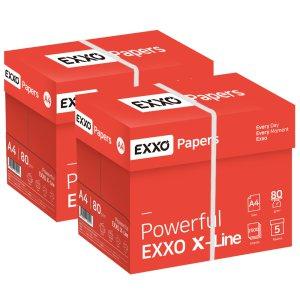 스마트카피 A4 복사용지 A4용지 80g 2500매 2BOX