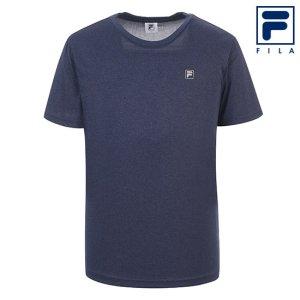 남성 라운드 티셔츠 FI4MTA2136M_NAY