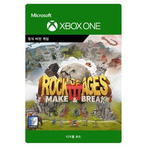 락오브에이지3 메이크 & 브레이크 Xbox Digital Code
