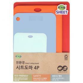 슈가랩 사탕수수 시트도마 4P세트